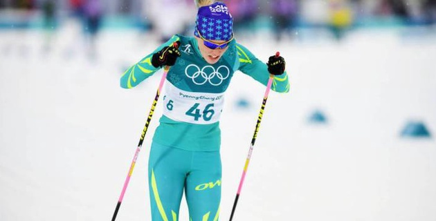 Казахстанская лыжница Шевченко в четвертьфинале завершила выступление в спринте на Олимпиаде-2018
