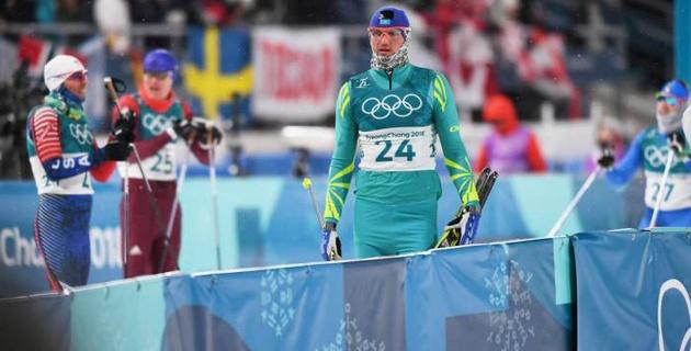 Алексей Полторанин не вышел в полуфинал спринта на Олимпиаде-2018
