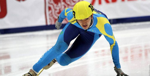 У нового состава сборной Казахстана по шорт-треку не хватило времени, чтобы привыкнуть к друг другу - Ажгалиев