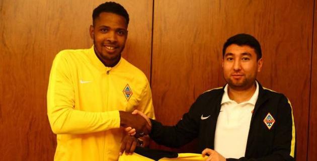 """""""Кайрат"""" официально объявил о трансфере форварда из Уругвая"""