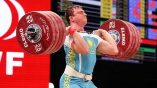 Я сторонник того, чтобы весовые категории в тяжелой атлетике менялись каждый олимпийский цикл - Зайчиков