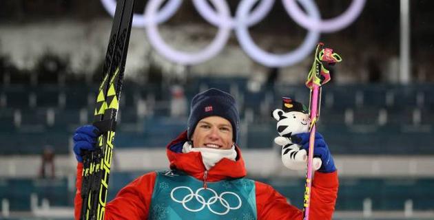 Олимпийский чемпион в лыжном спринте из Норвегии предложил Болту состязание на стометровке