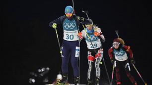Букмекеры оценили шансы лидера сборной Казахстана по биатлону на медаль Олимпиады-2018 в индивидуальной гонке