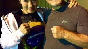 """""""Меня хочет видеть Фредди Роуч"""". Казахстанская боксерша рассказала о спаррингах в зале тренера Пакьяо"""