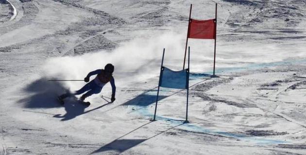 Казахстанская горнолыжница проехала гигантский слалом на ОИ-2018 хуже 16-летней спортсменки из Мадагаскара