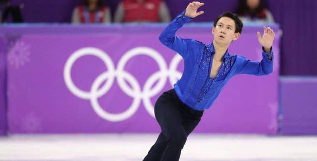 Денис Тен стал 27 из 30 фигуристов в короткой программе и впервые в карьере досрочно завершил участие в Олимпиаде