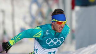 Казахстанские лыжники не вошли в ТОП-50 на дистанции 15 километров свободным стилем на Олимпиаде-2018