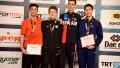 Сборная Казахстана завоевала две золотые медали на международном турнире по таеквондо