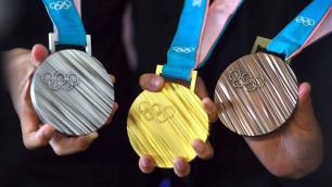 Казахстан платит самые большие призовые в мире за медали Олимпиады-2018