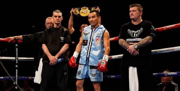 Экс-чемпион мира по двум версиям Жанат Жакиянов завершил карьеру боксера