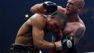 Видео полного боя, или как бывший спарринг-партнер Головкина победил Юбенка-младшего в полуфинале WBSS