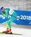Казахстанские лыжники заняли восьмое место в эстафете на Олимпиаде-2018 в Пхенчхане