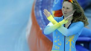 Казахстанская конькобежка Айдова потерпела неудачу на третьей подряд дистанции на Олимпиаде-2018