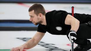 Заподозренный в допинге российский керлингист покинул олимпийскую деревню