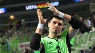 Игита высказался об уходе Какау из сборной Казахстана и обидном поражении на Евро-2018