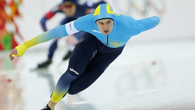 Казахстанский конькобежец Креч смог обойти только упавшего поляка на 500-метровке на Олимпиаде-2018