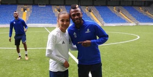 Игрок женской сборной Казахстана по футболу подписала контракт с российским клубом