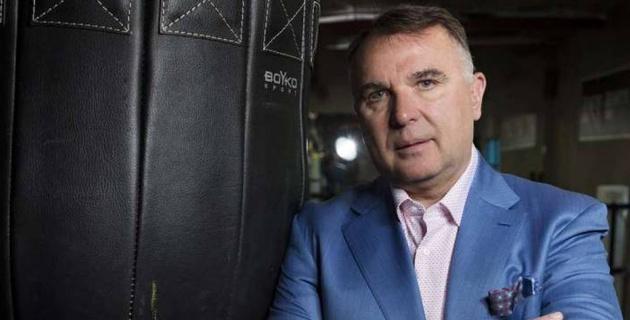 Канат Ислам стал пятым казахстанцем в списке клиентов менеджера Ковалева и Ломаченко