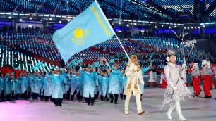 Знаменосец сборной и еще два казахстанца из-за дисквалификации соперников вышли в 1/4 финала ОИ-2018