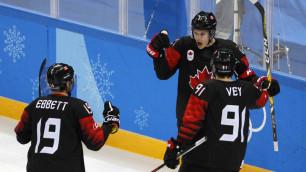На Олимпиаде-2018 определились все пары четвертьфинала хоккейного турнира