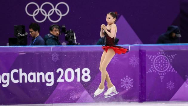 Я думаю, Казахстан представляю достойно - Турсынбаева о выходе в произвольную программу Олимпиады-2018