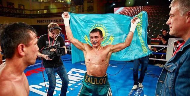 Ержан Залилов анонсировал свой следующий бой и представил соперника