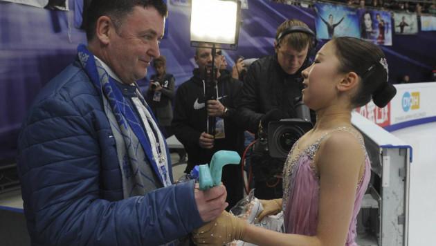 Казахстанская фигуристка Турсынбаева квалифицировалась в произвольную программу Олимпиады-2018
