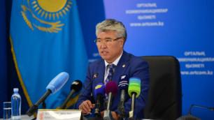 Легионеров в Казахстан мы должны приглашать за счет спонсоров, а не за счет государства - министр культуры и спорта