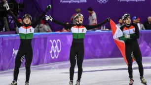 """Сборная Венгрии впервые в истории выиграла """"золото"""" на зимней Олимпиаде"""