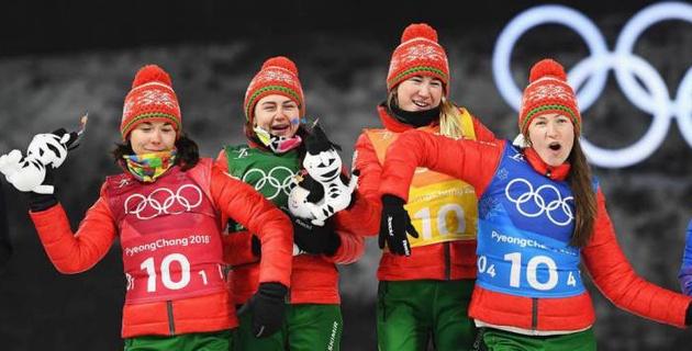 Лукашенко наградил орденом первую олимпийскую чемпионку-казашку Динару Алимбекову
