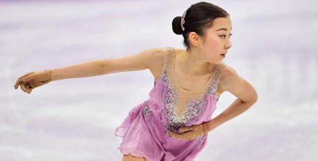 Казахстанская фигуристка Турсынбаева стала 12-й на дебютной Олимпиаде в Корее
