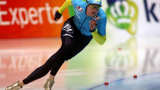На прошлой Олимпиаде у меня был провал. А на этой, если сравнивать, наоборот - конькобежец Кузин