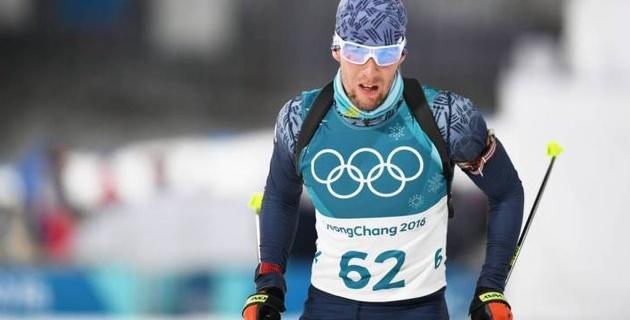 Сборная Казахстана по биатлону завершила Олимпиаду-2018 снятием с эстафеты