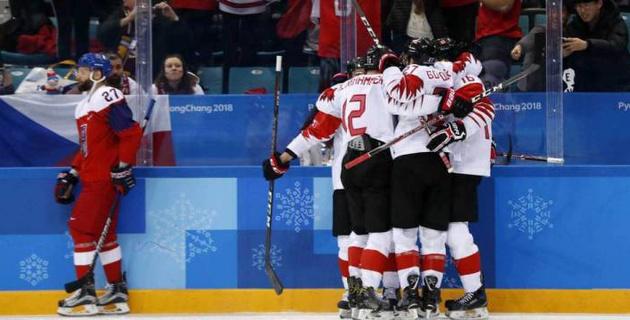 """Два экс-игрока """"Барыса"""" выиграли """"бронзу"""" Олимпиады-2018 в составе сборной Канады"""