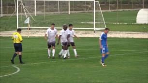 """Клуб """"казахского Месси"""" Сейдахмета забил два гола за четыре минуты и завершил сбор в Испании победой"""