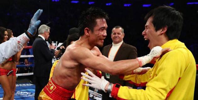 Дважды обидчик Романа Гонсалеса защитил титул чемпиона мира по версии WBC