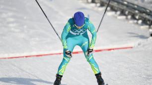 Казахстан завершил выступление на ОИ-2018 финишем лыжниц за пределами ТОП-30 в масс-старте