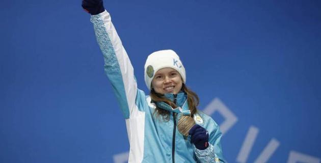 Сборная Казахстана завершила Олимпиаду-2018 в ТОП-30 медального зачета