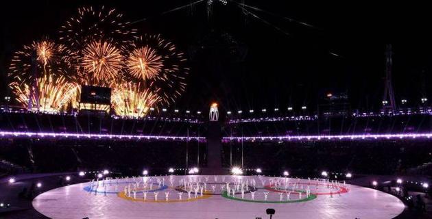 В Пхенчхане торжественно закрыли зимнюю Олимпиаду-2018