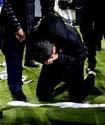 Метатель туалетной бумаги отправил тренера команды-соперника в больницу и сорвал матч в Греции
