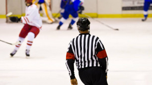 В России хоккеисты избили судью в матче любительской лиги