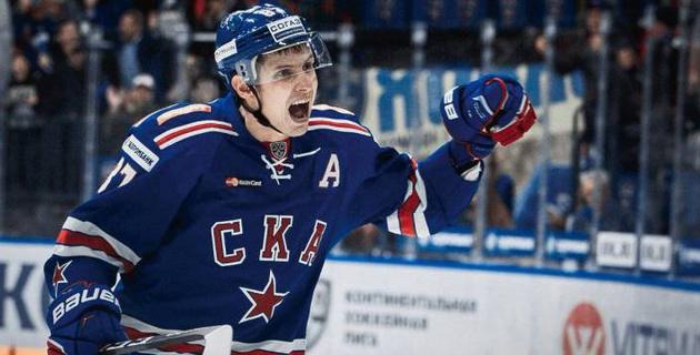 Лидер КХЛ отправил в фарм-клуб из ВХЛ олимпийского чемпиона в составе сборной России