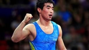 Три медали выиграли казахстанские борцы в первый день чемпионата Азии