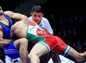 Казахстанский борец Алмат Кебиспаев во второй раз в карьере выиграл чемпионат Азии