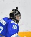 Соперник порезал коньком горло 16-летнему казахстанскому вратарю