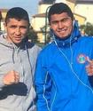 Казахстанские боксеры Ашкеев и Нурсултанов прошли взвешивание перед боями в андеркарте Ковалева