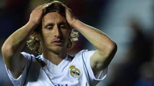 """Футболисту """"Реала"""" Модричу предъявили обвинения в даче ложных показаний"""