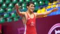 Три казахстанца проведут схватки за медали чемпионата Азии по борьбе