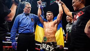 Обязательный претендент на титул Головкина выиграл дебютный бой во втором среднем весе