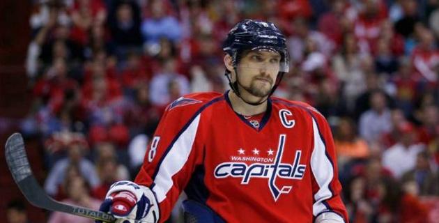 Овечкин в девятый раз в карьере забросил 40 шайб в регулярном чемпионате НХЛ